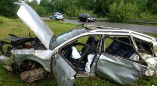 Kto prowadził auto, w którym zginęła Andżelika?