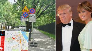 Przyjeżdża amerykański prezydent. Utrudnienia dla kierowców i pieszych