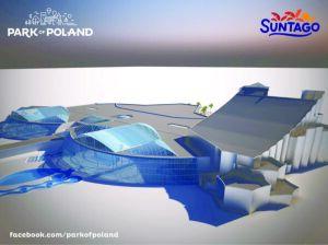 Ruszyła budowa parku wodnego za 150 mln euro
