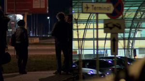 Fałszywy alarm na lotnisku Modlin. Zatrzymano 21 uczestników imprezy