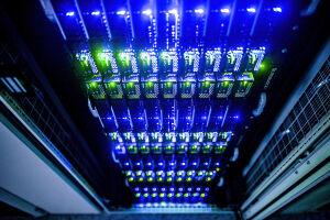 Superkomputer w podwarszawskim Świerku już działa