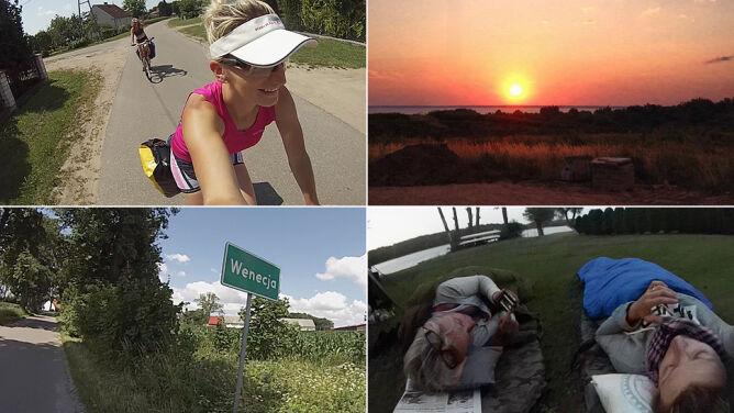 Z Warszawy nad morze rowerem. 400 km w 5 dni