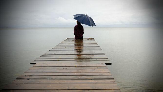Turyści będą zawiedzeni. Synoptycy zapowiadają kolejny deszczowy dzień