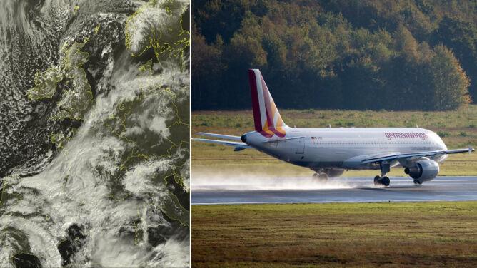 """W chwili tragedii Airbusa A320 pogoda<br />""""nie była niezwykła jak na tę porę roku"""""""