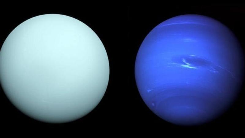 Voyager 2 wykonał zdjęcia Urana i Neptuna (NASA/JPL-Caltech/NASA)