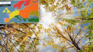 Susze, pożary, wichury. Amerykanie przewidują pogodę na jesień w Europie