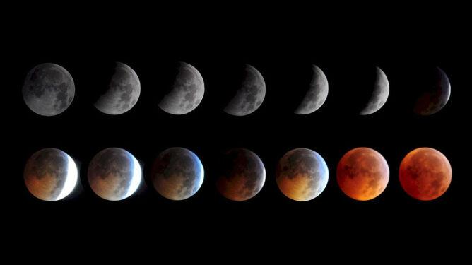 Niedługo zaćmienie Księżyca