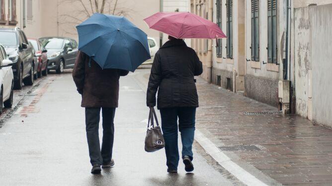 Silny wiatr i marznące opady. Ostrzeżenia i prognoza zagrożeń IMGW