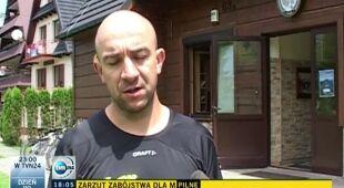 Orla Perć zabija po raz czwarty (TVN24)