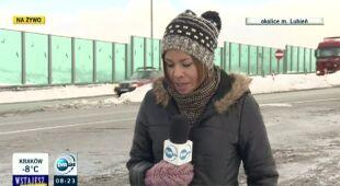 Zakopianka przejezna i czarna (TVN24)