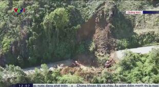 Skutki przejścia tajfunu Molave